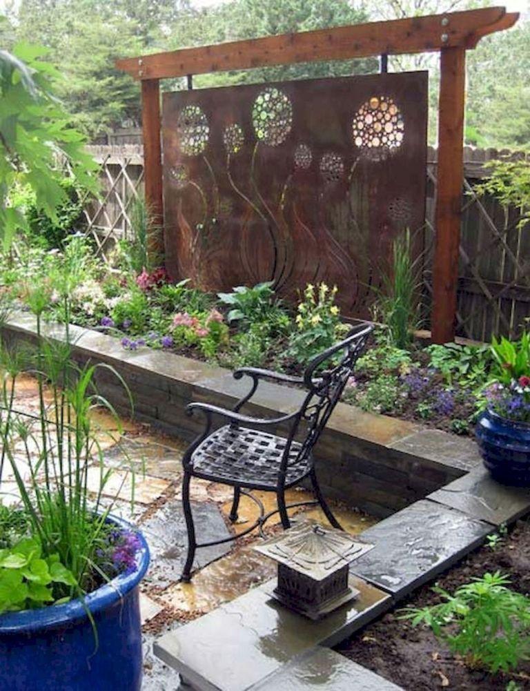 19 Easy Cheap Backyard Privacy Fence Design Ideas Homespecially