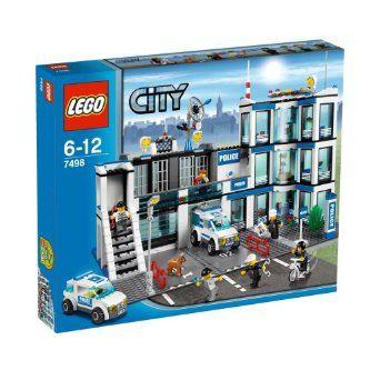 Amazoncom Lego Police Station 7498 Toys Games My Seans
