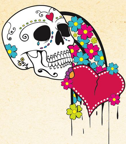 Calavera Dia De Los Muertos Randoms Day Of The Dead Day Of The