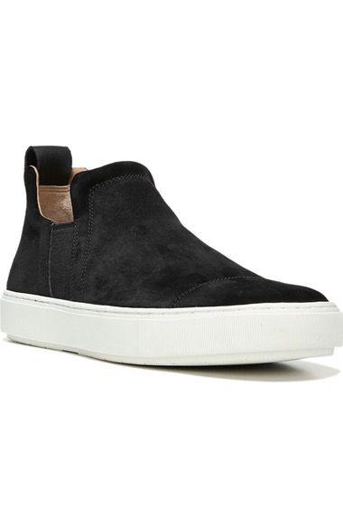 Lucio Sport Suede Slip On Sneaker In Nocolor Slip On Sneaker Sneakers Men Sneakers