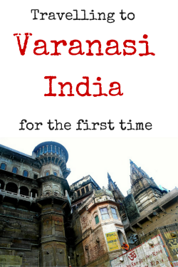Varanasi, India - Want to travel Varanasi? The spiritual capital of India has over 2000 temples, beautiful sunrises and home of the famous Ganges River. Read more about our adventures here. #Varanasi #India #travelindia #Gangesriver #ganges
