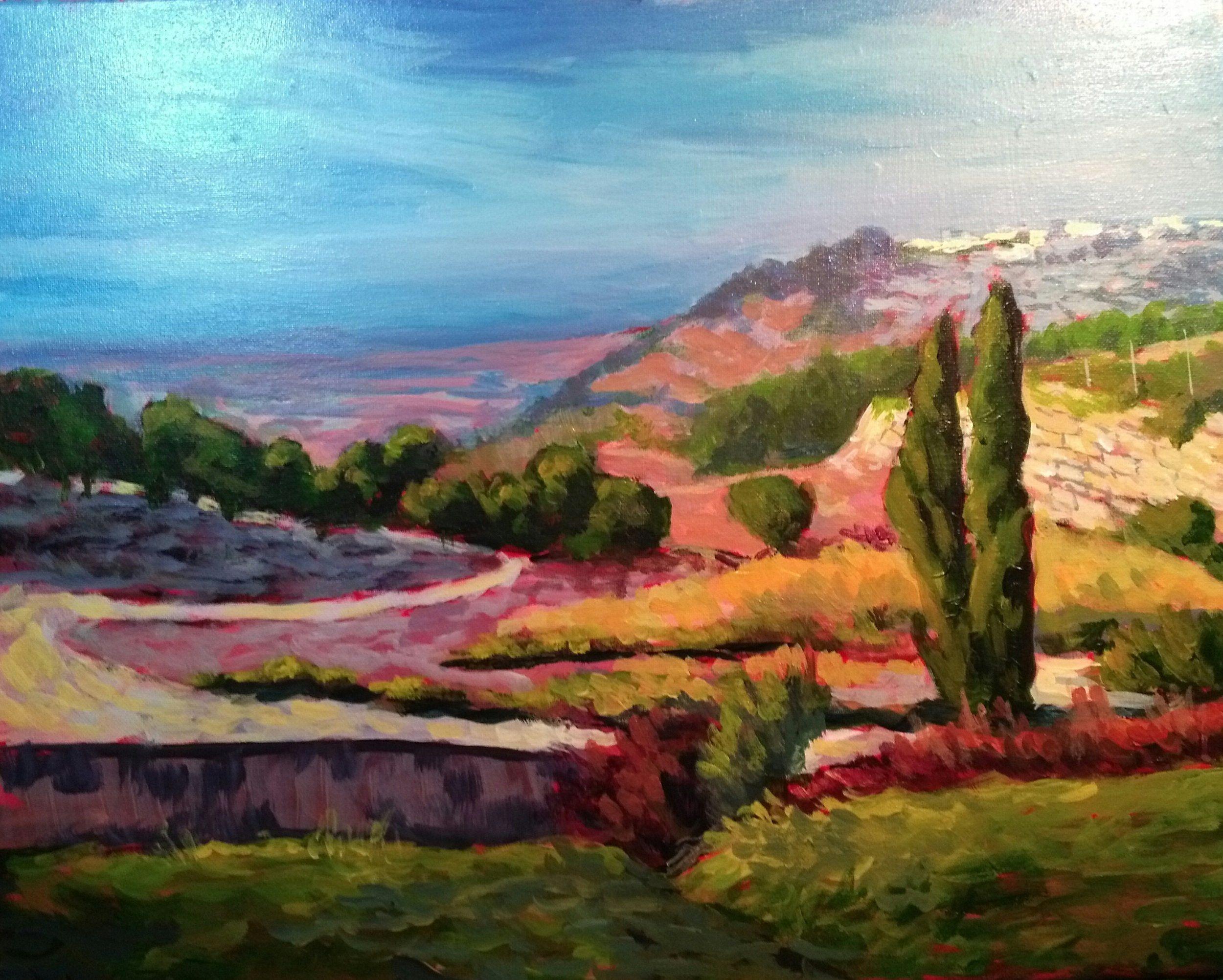 Nazareth Israel Edward Abela Fine Arts