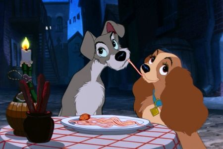 lady and the tramp #movies