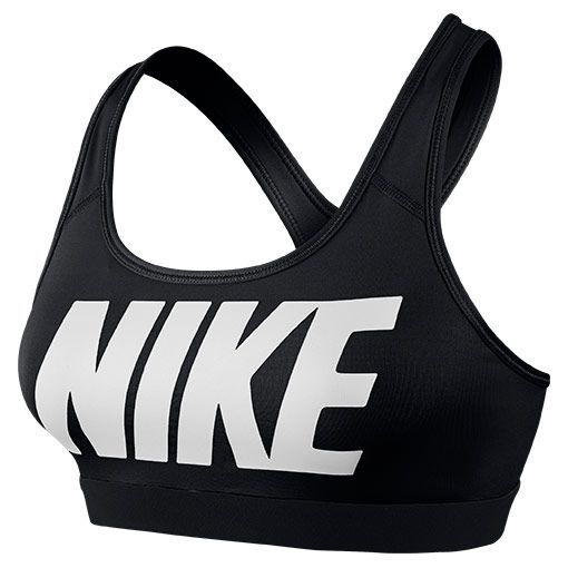 c7e425ebe6 Women s Nike Pro Core Classic Logo Sports Bra