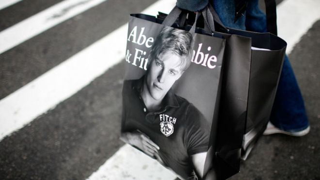 Abercrombie Fitch Shopping Bags | s h o p p i n g | Pinterest ...