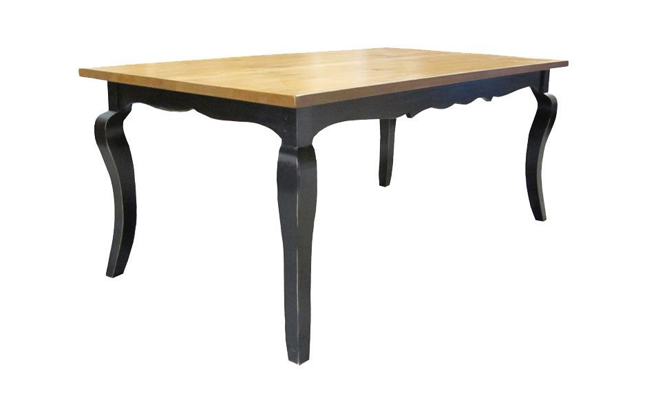 Cabriole Leg Table French Country Dining Table Kate Madison