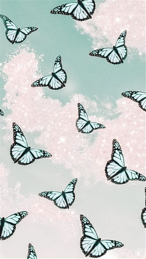 Effdeesea ♡ | Butterfly Wallpaper Iphone, Iphone W