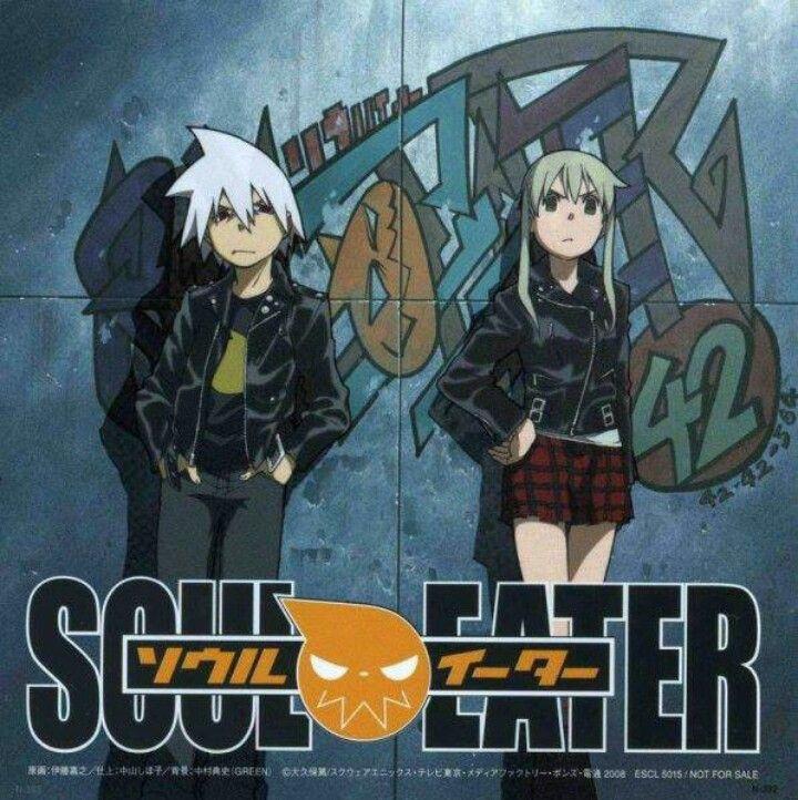 Soul Eater - Maka and Soul