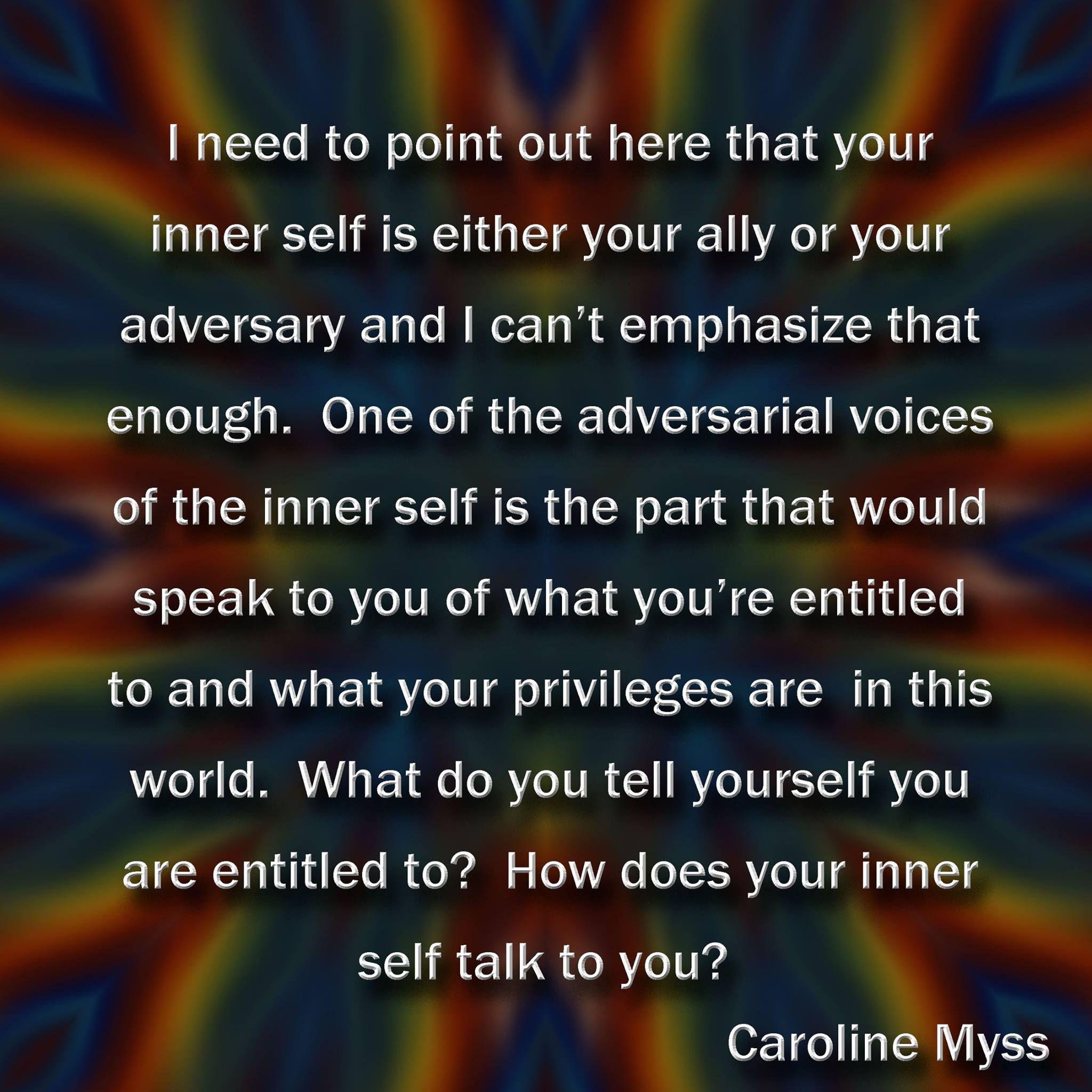 Spiritual Quotes Pinmaria Roussakis On Carolyn Myss  Pinterest