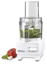 The Cuisinart Little Pro Plus Powerful Compact Food Processor Is Easy To Use Easy To Clean And Food Processor Recipes Cuisinart Food Processor Hand Blender