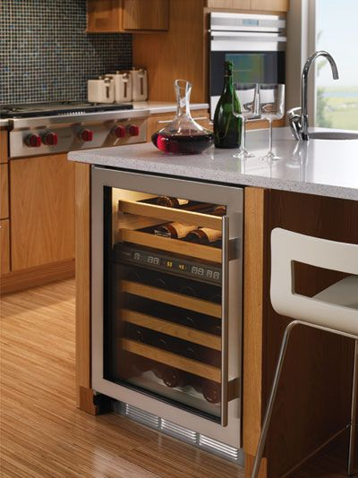 Kitchen Wine Fridge Built In Ikea Google Search