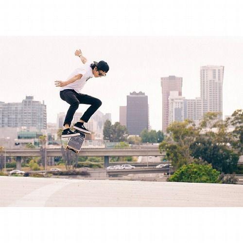 Spencer Nuzzi Kickflip Boarding Pinterest Skateboard And