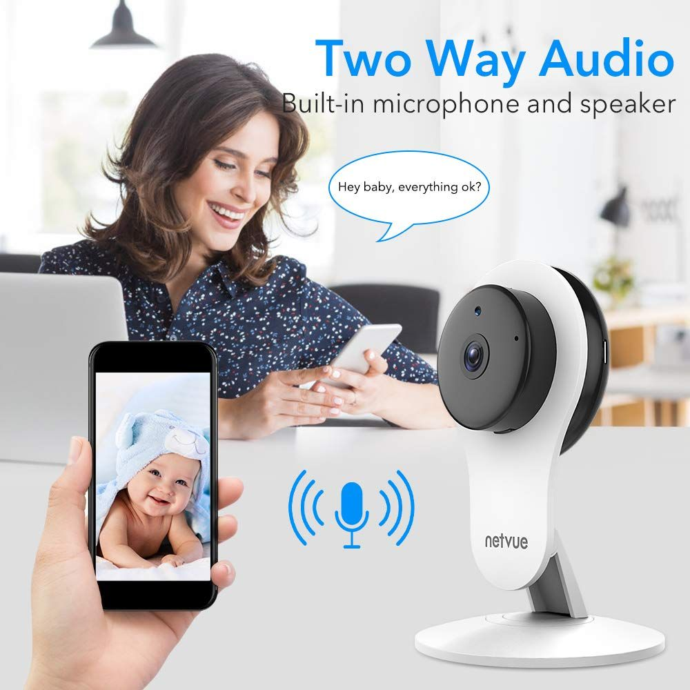 4X Wireless HD 1080P Spy Smoke Detector Motion Detect DVR Camra BS