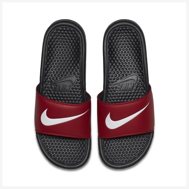 Sandália Nike Benassi Swoosh Masculina | Nike | Sandálias