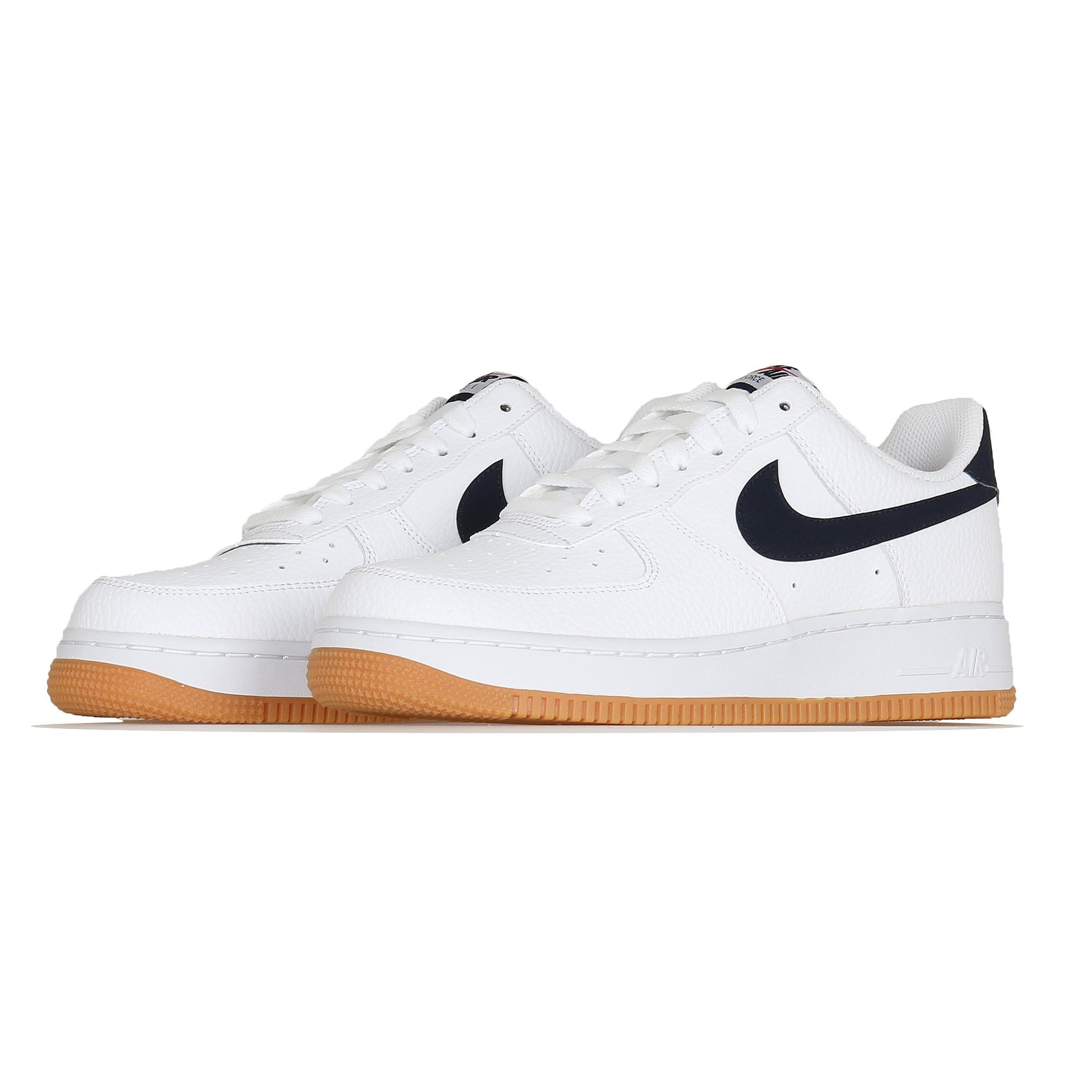 Nike Air Force 1 '07 WhiteObsidian