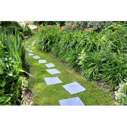 Decorez Vos Allees De Jardin Avec Ces Pas Japonais Imitation Pierre Ambiance Zen Garantie Garden Allees Jardin Jardins Beaux Jardins