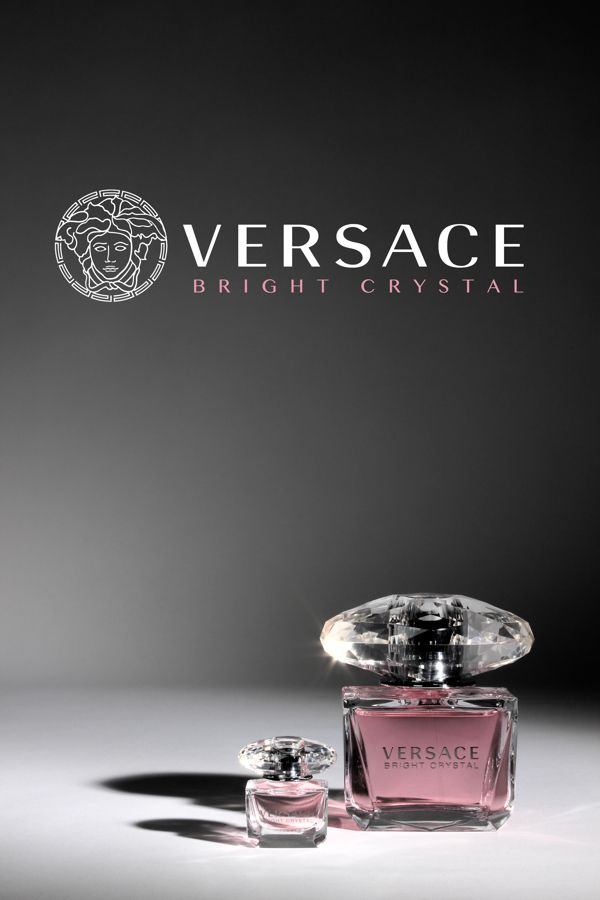 Versace Bright Crystal Perfume I Love Fashion