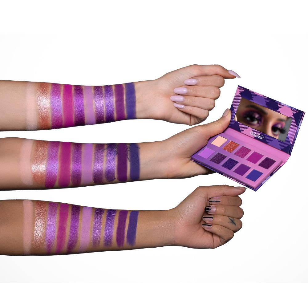 Sweet Violet Fun Sized Eyeshadow Palette in 2020 Violet