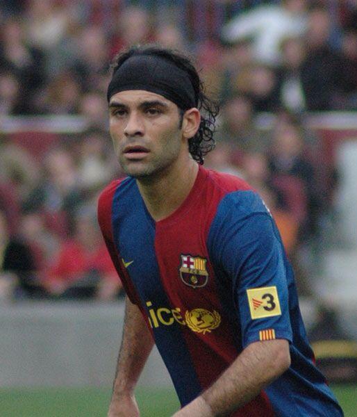 quality design 2cb8f b6bb6 Rafael Marquez | Hotties | Mexican soccer players, Barcelona ...
