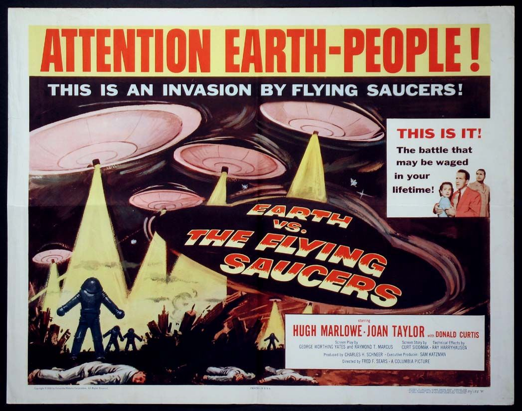 vintage sci fi posters - Google Search | Vintage Posters & Comics ...