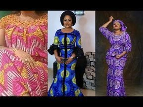 2020 SUPER BEAUTIFUL AFRICAN DRESSES: 60 ICONIC AND STYLISH MAXI DRESSES AND ASOEBI CLOTHING