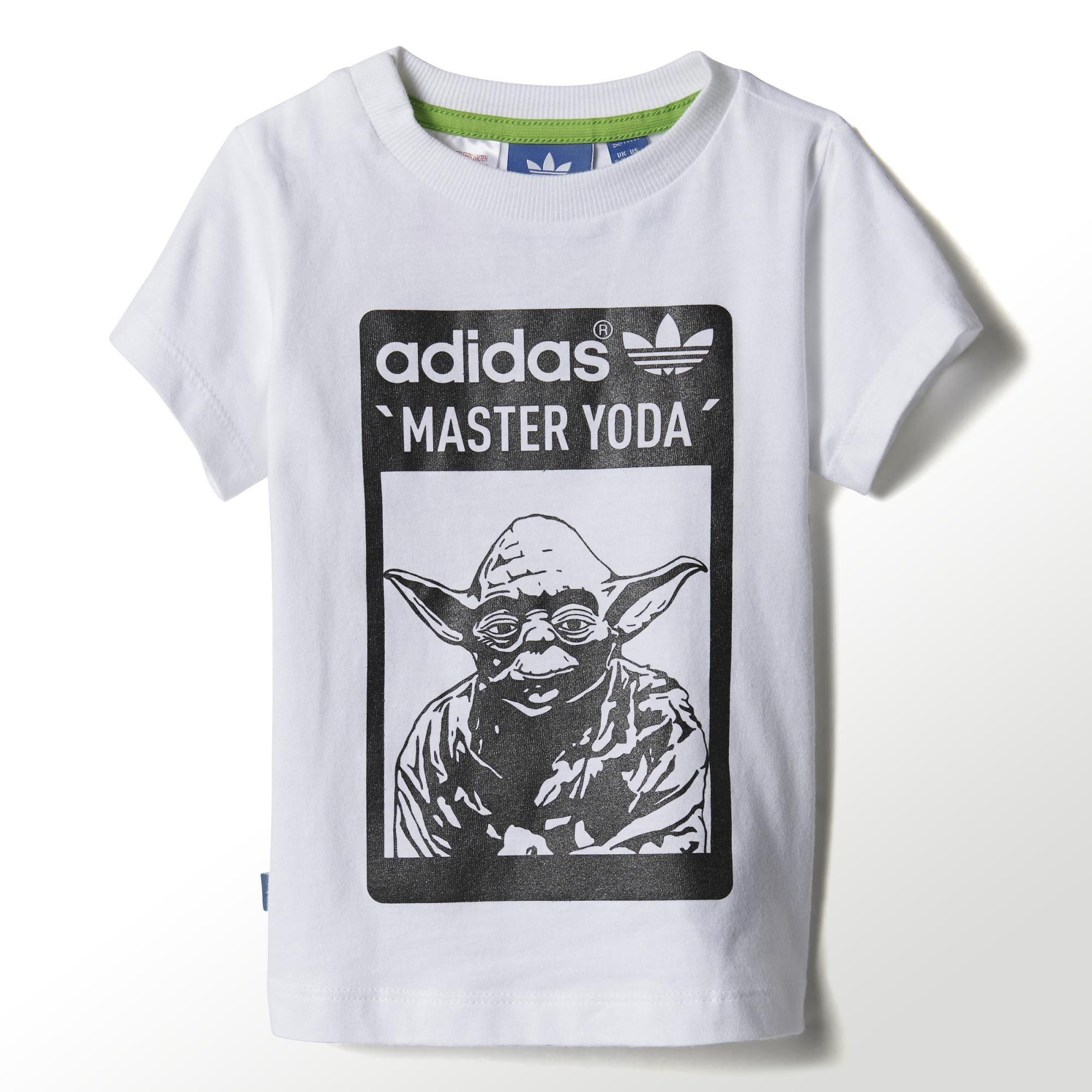 reforma Centro de la ciudad Mirar  adidas Star Wars Tee | adidas US | Adidas star wars, Star wars tees, Star  wars tshirt