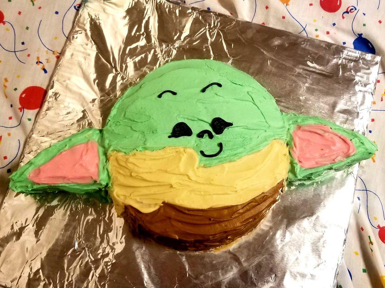 29++ Baby yoda birthday cake for girl inspirations