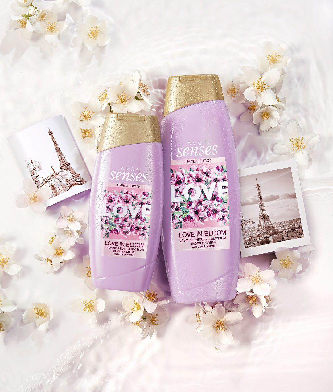 Jasmine & Blossom Shower Crème 250ml in 2020 Avon