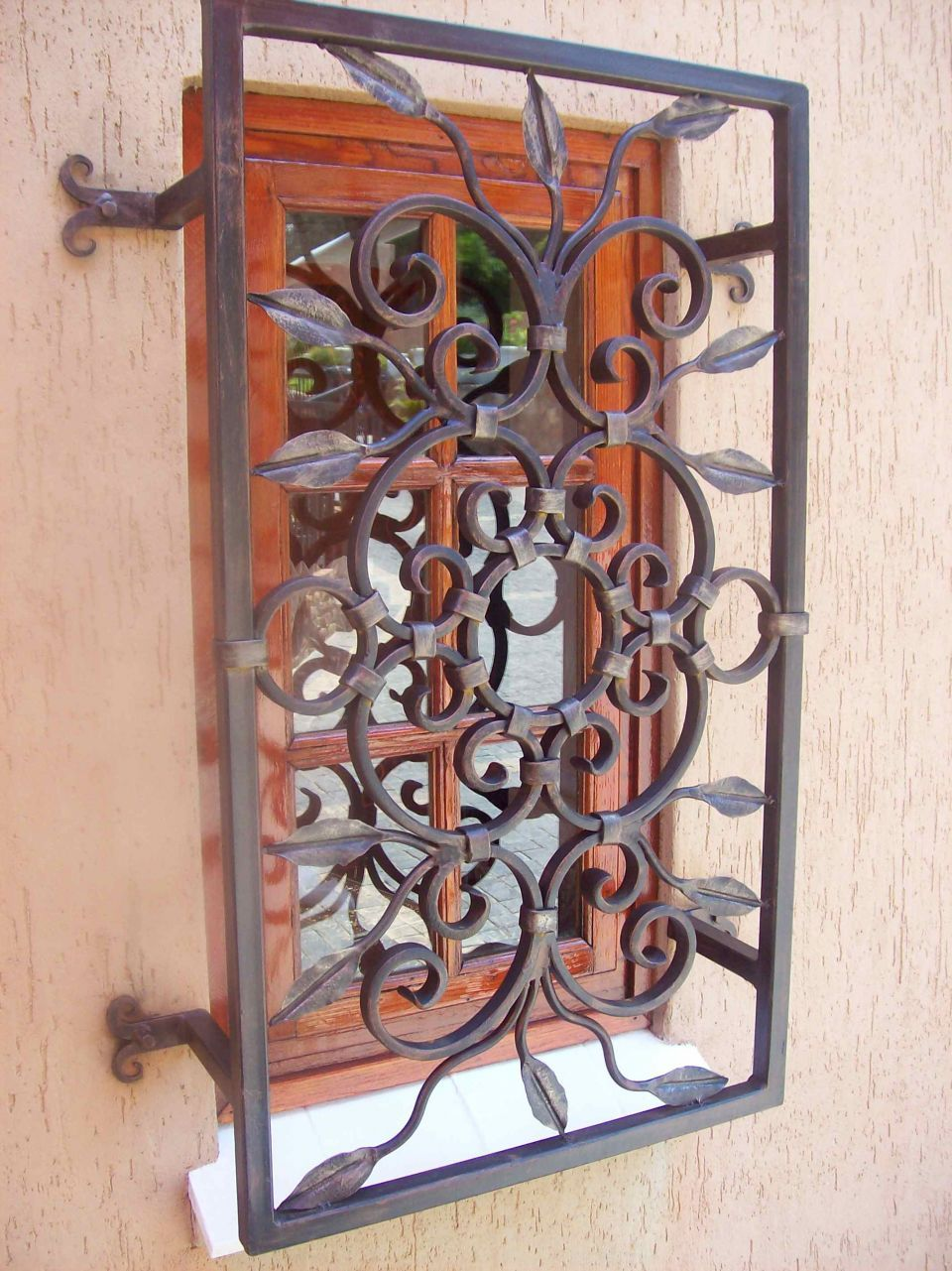 Decorative Security Grilles For Windows Burglar Bars That Dont Make Me Feel Trapped Confined Or