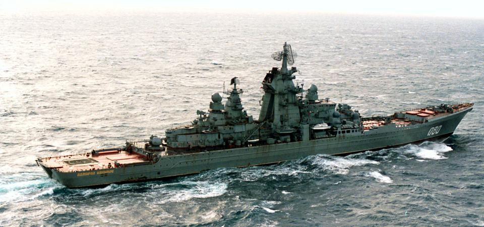 Russia S Giant Battle Cruiser Will Return In 2020 Cruisers Naval Soviet Navy