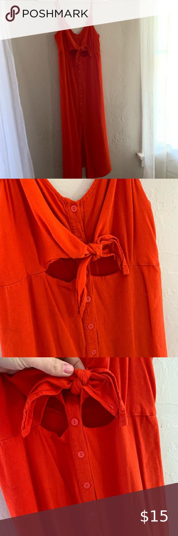 Orange Topshop Midi Dress Tank Top Shop Dress Tank Dress Tank Top Dress [ 1740 x 580 Pixel ]