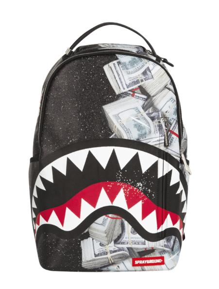 White Shark Fashion Diagonal Single Shoulder Workout Bag