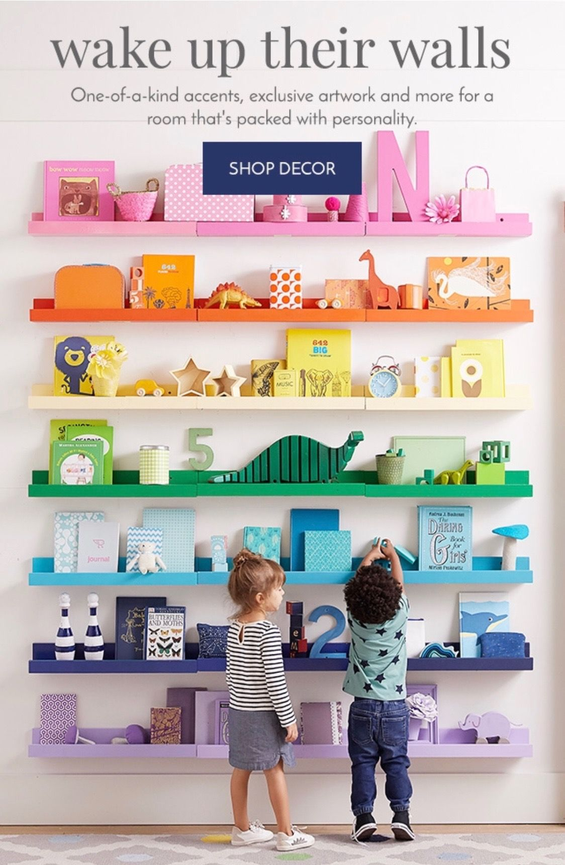 75ef21300b85 Pic from Pottery Barn Kids advertisement February 2018