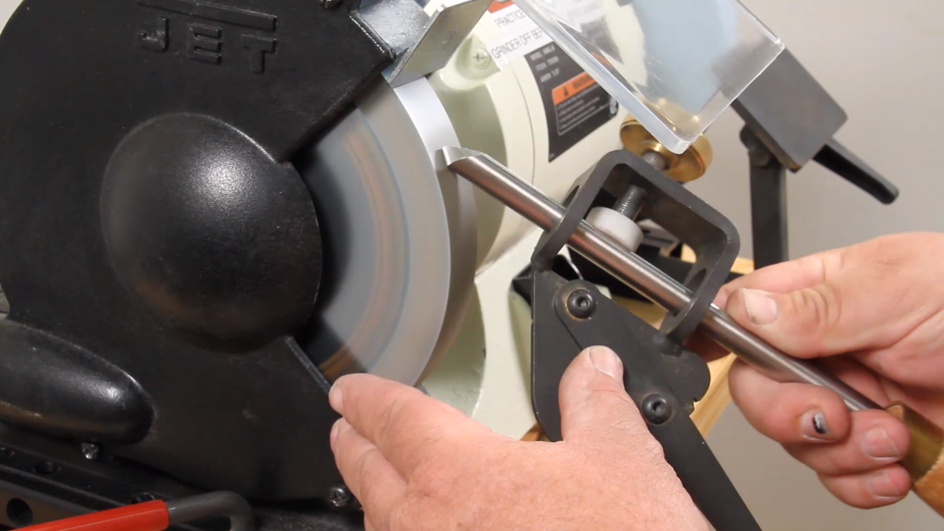 Learn How To Properly Sharpen Your Traditional Woodturning