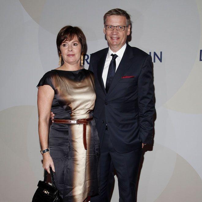 Günther Jauch und Ehefrau Thea Wundervolle Neuigkeiten ...