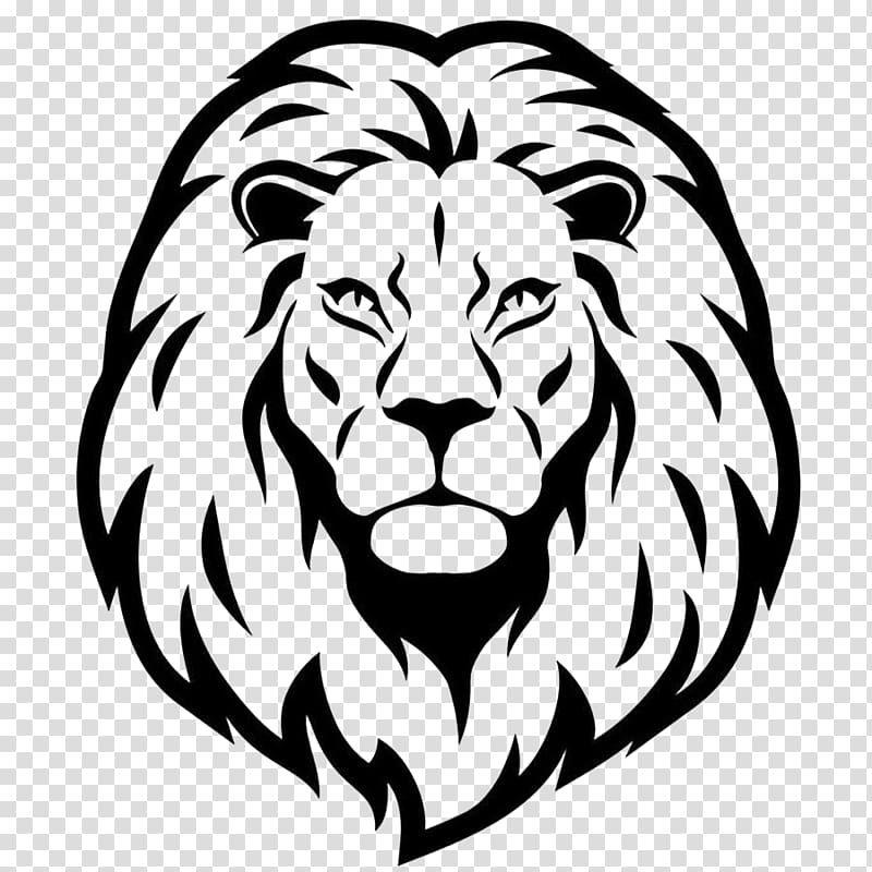 Lion Head Stencil Lionhead Rabbit Drawing Lionhead Transparent Background Png Clipart Lion Stencil Lion Head Drawing Lion Drawing