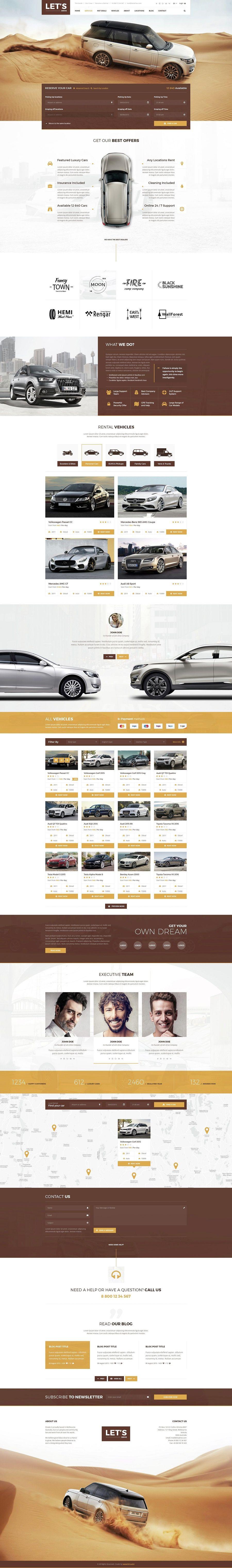 Best Business Themes #WEB #DESIGN   Landing Page Design ...