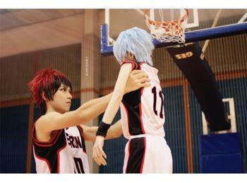 photos by Amir Yusof from Razrig Photographypls download high resolution~CN:Ayase Vicky Oh Kuroko Tetsuya(Kuroko's Basketball) | AyaseHara Takumi @ Kagami Taiga