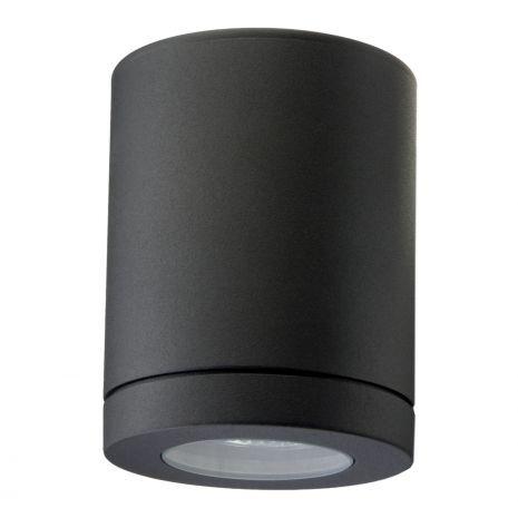 SG LED verlichting Metro grafiet 35W GU10 623695 plafond rond | SG ...