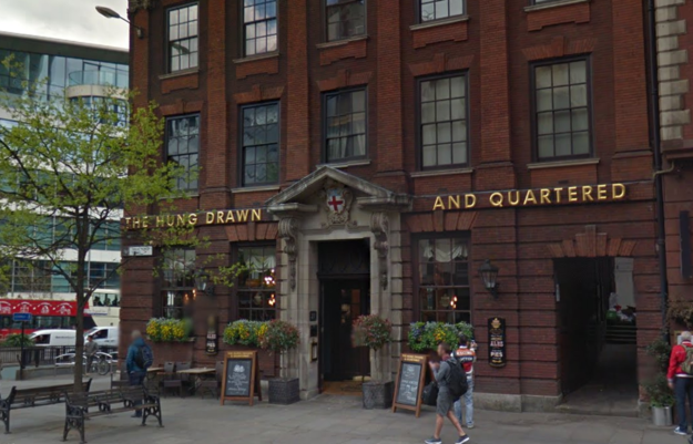The Hung Drawn And Quartered, London