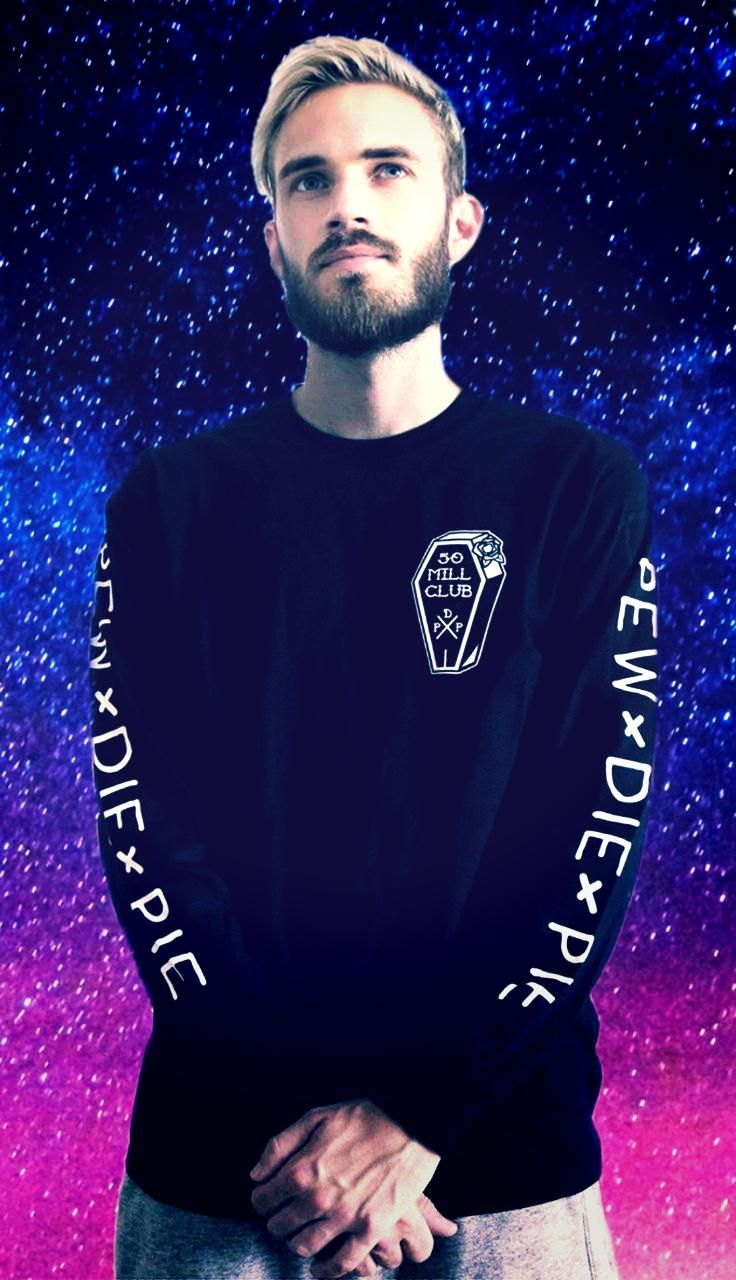 Download Celestial Pewdiepie wallpaper by Z7V12 now