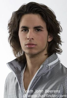Peinados Cabello Largo Hombres 2012 Peinados Populares En Espana