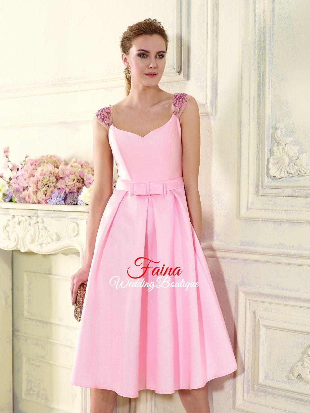 Вечерние платья Fara Fiesta в Саратове, бутик Faina Wedding Boutique ...