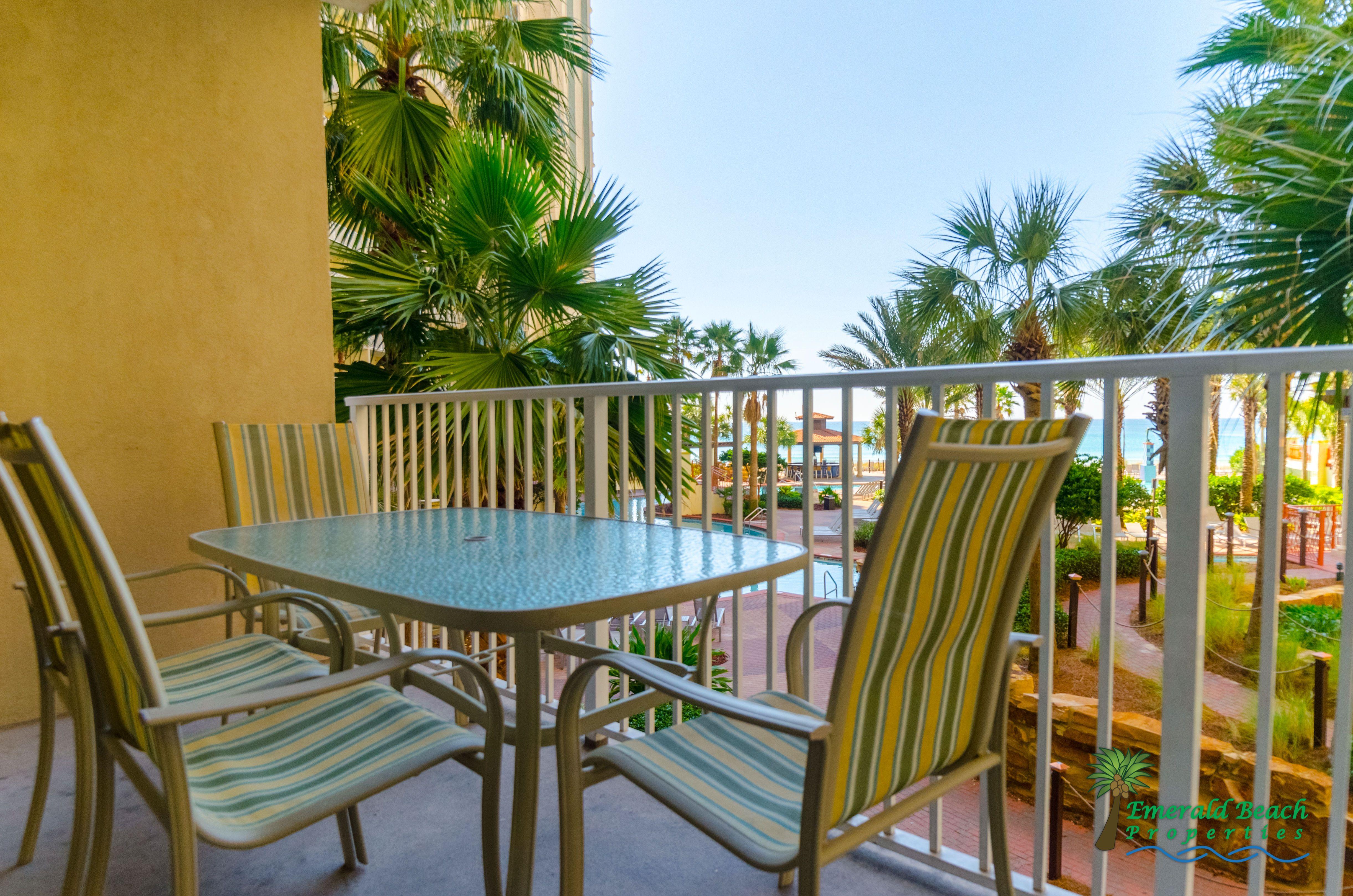 Pin By Emerald Beach Properties Inc On Palm Island Shores Of Panama 218 Panama City Beach Fl Beach Properties Beach Condo Rentals Panama City Beach Condos