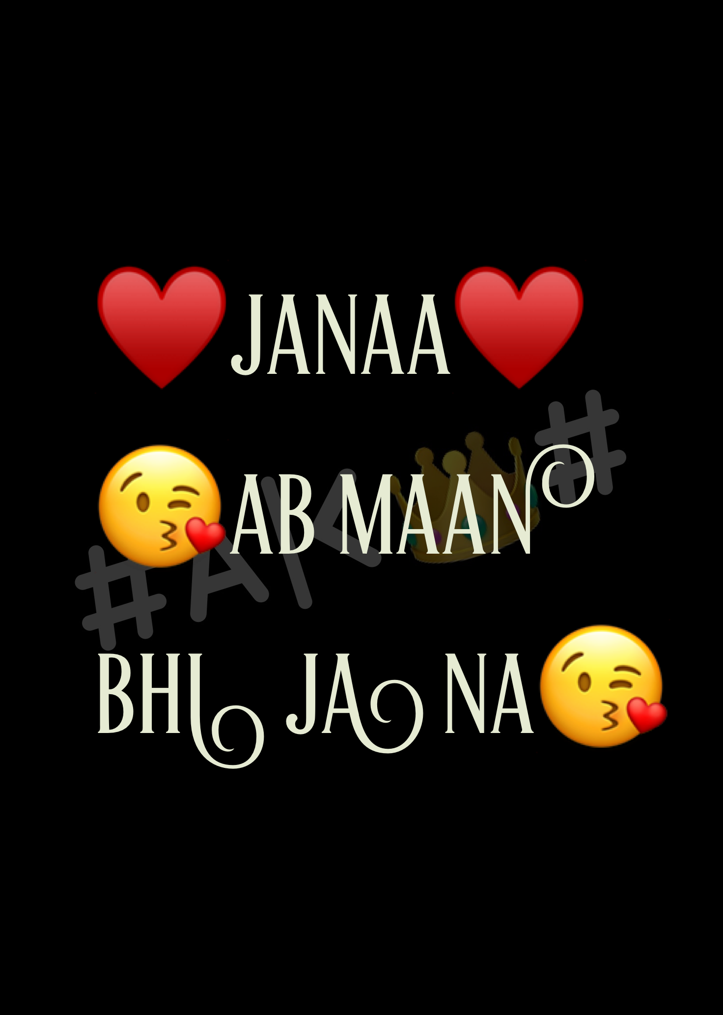 han na.**maan jao.. | my life | pinterest | love quotes