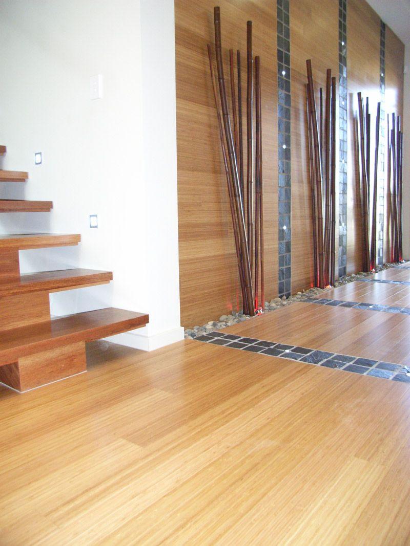 Modern Interiors With Bamboo Flooring Cutare Google Bamboo
