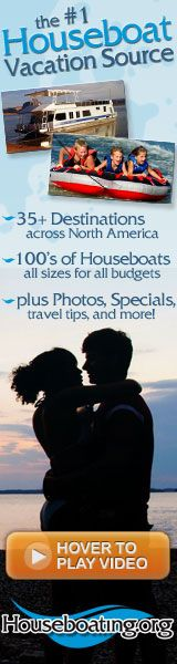 Houseboat Vacation Rentals Across America
