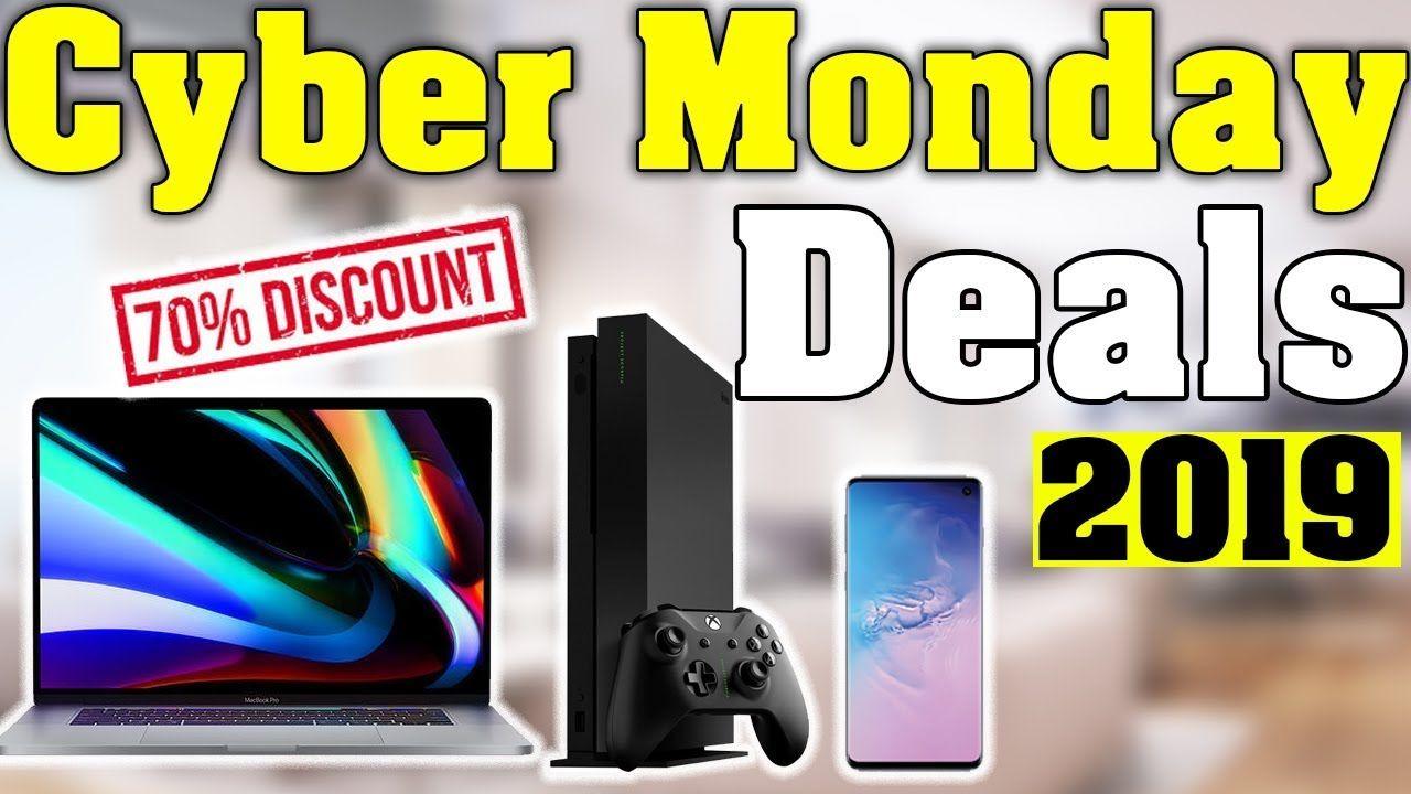 Best Black Friday Tech Deals 2019 Cyber Monday Sales Offer Tech Deals Black Friday Tech Deals Best Cyber Monday