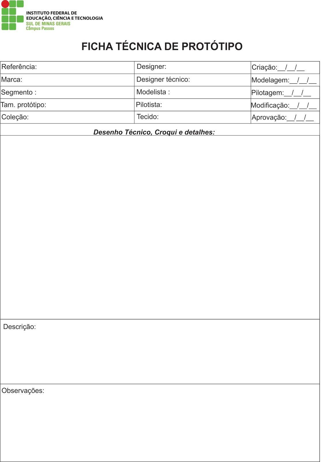 Ficha Técnica del Profesorado - Taller 3 | Programa Pipo