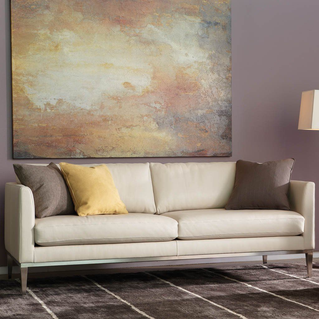 Henley Sofa High Leg Mid Century